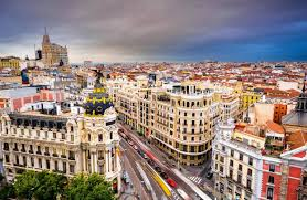 City break la Madrid