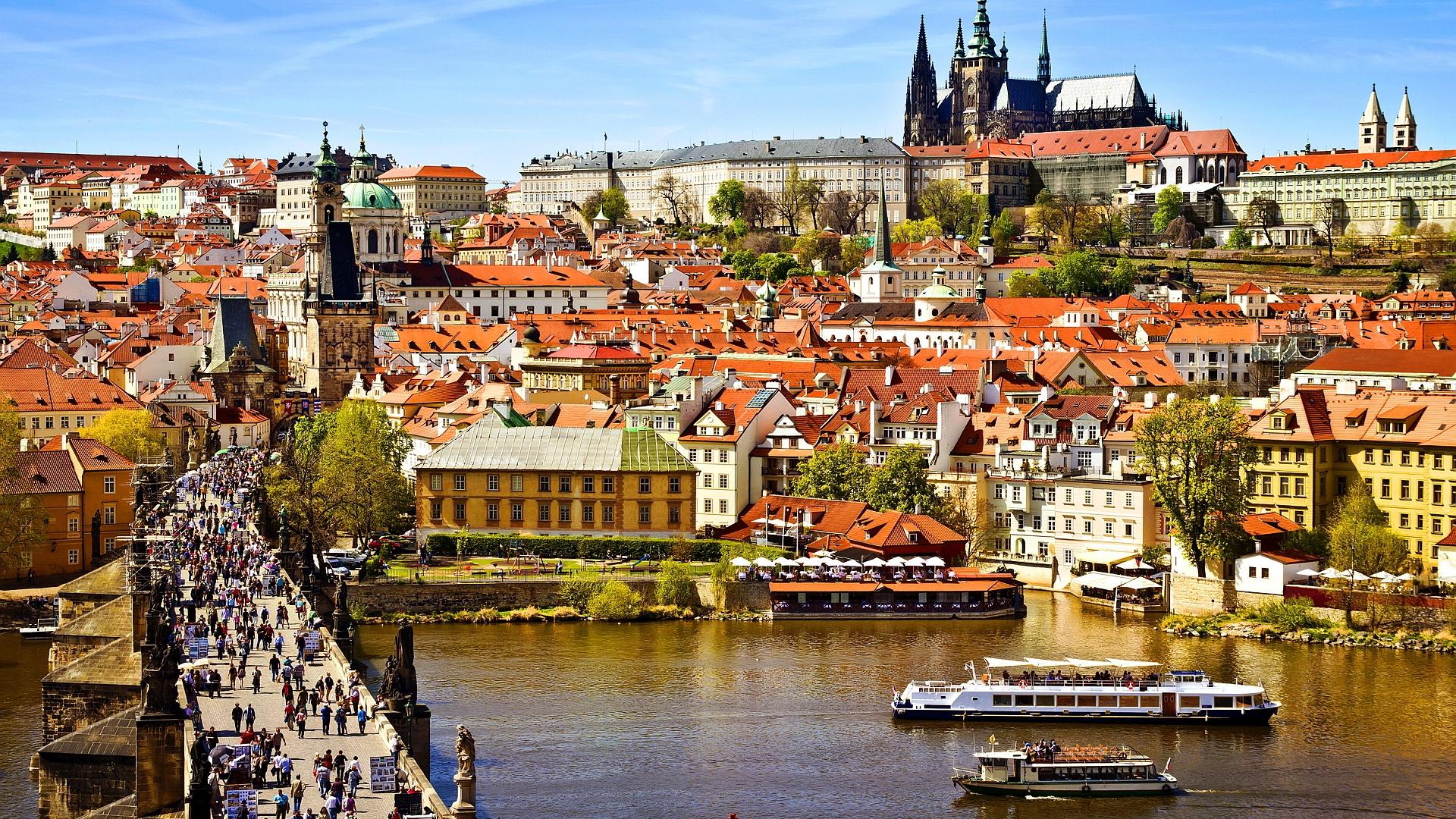 Cazare Praga
