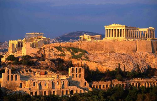 Avion + 3 nopti cazare Atena