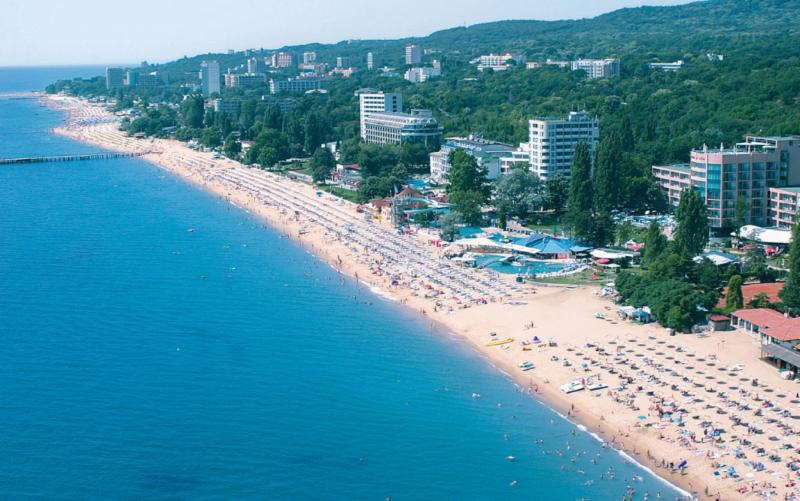 Early booking plaja Sunny Beach