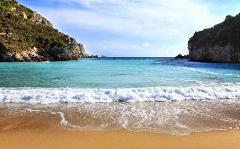 Early booking plaja Corfu