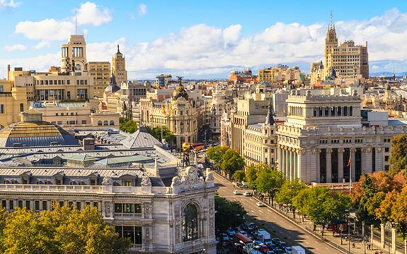 Cazare in Madrid