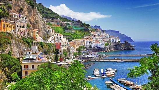 Charter Amalfi