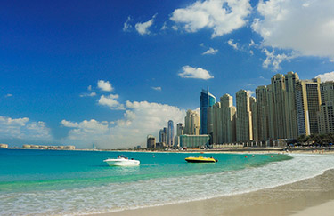 Charter Dubai