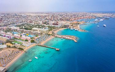 Charter Hurghada