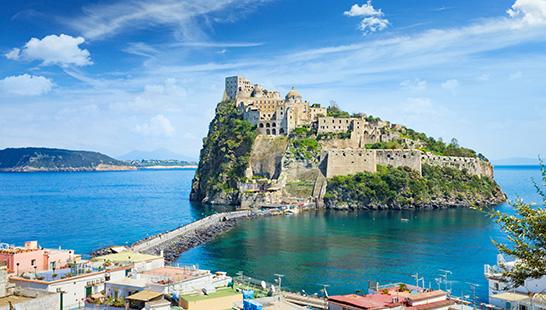Charter Ischia