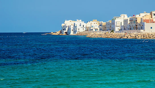 Charter Tunisia