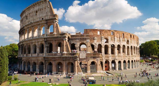 Avion + 3 nopti cazare Roma
