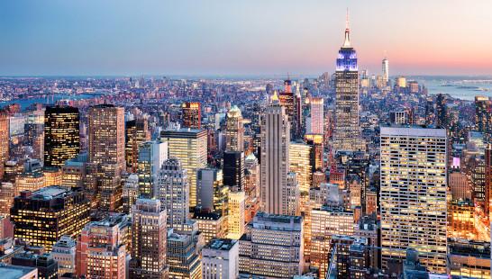 Avion + Cazare New York