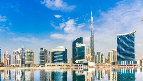 Avion + Cazare Dubai