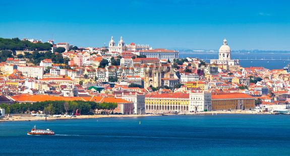 Avion + Cazare Lisabona