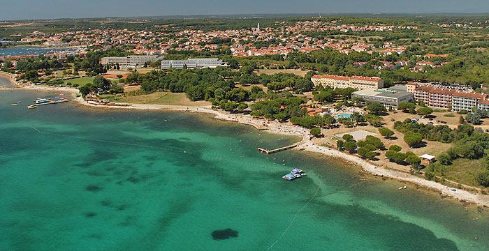 Early booking plaja Medulin