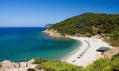 Early booking plaja Skiathos