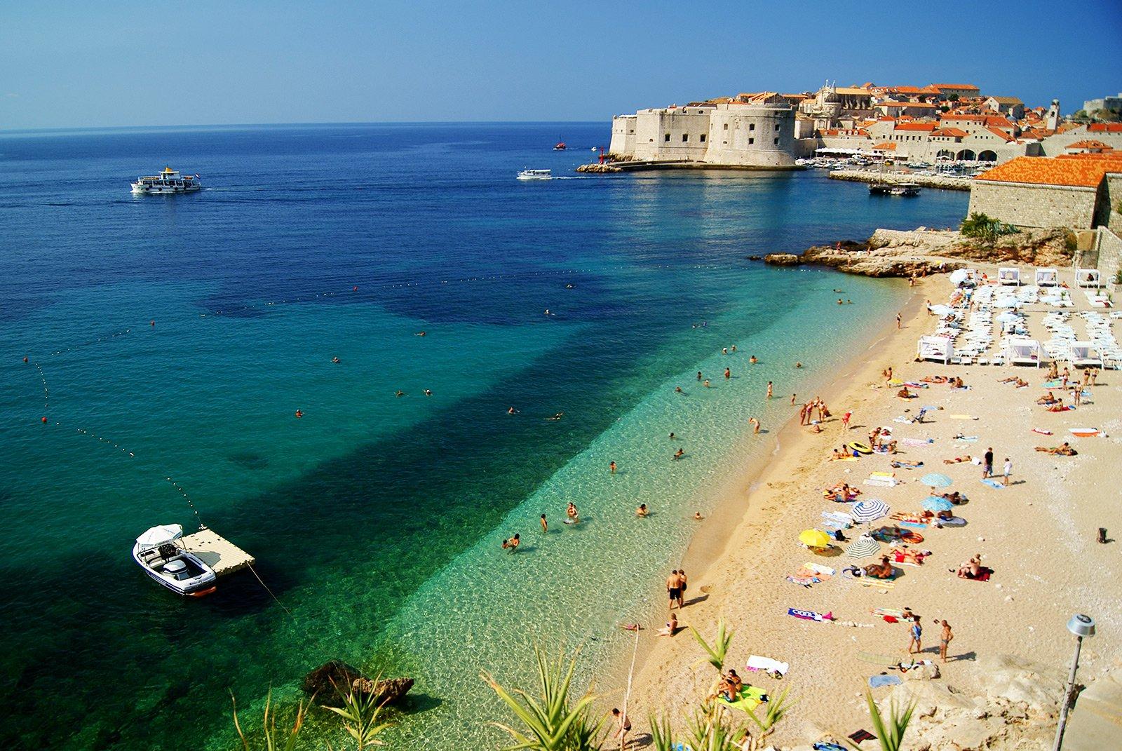 Plaja Dubrovnik 2018