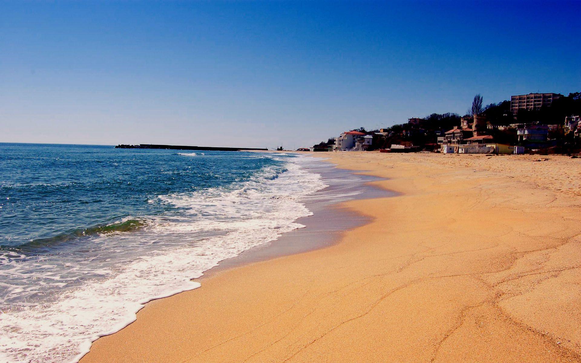 Plaja Golden Sands 2018