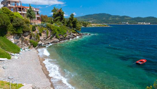Plaja Halkidiki