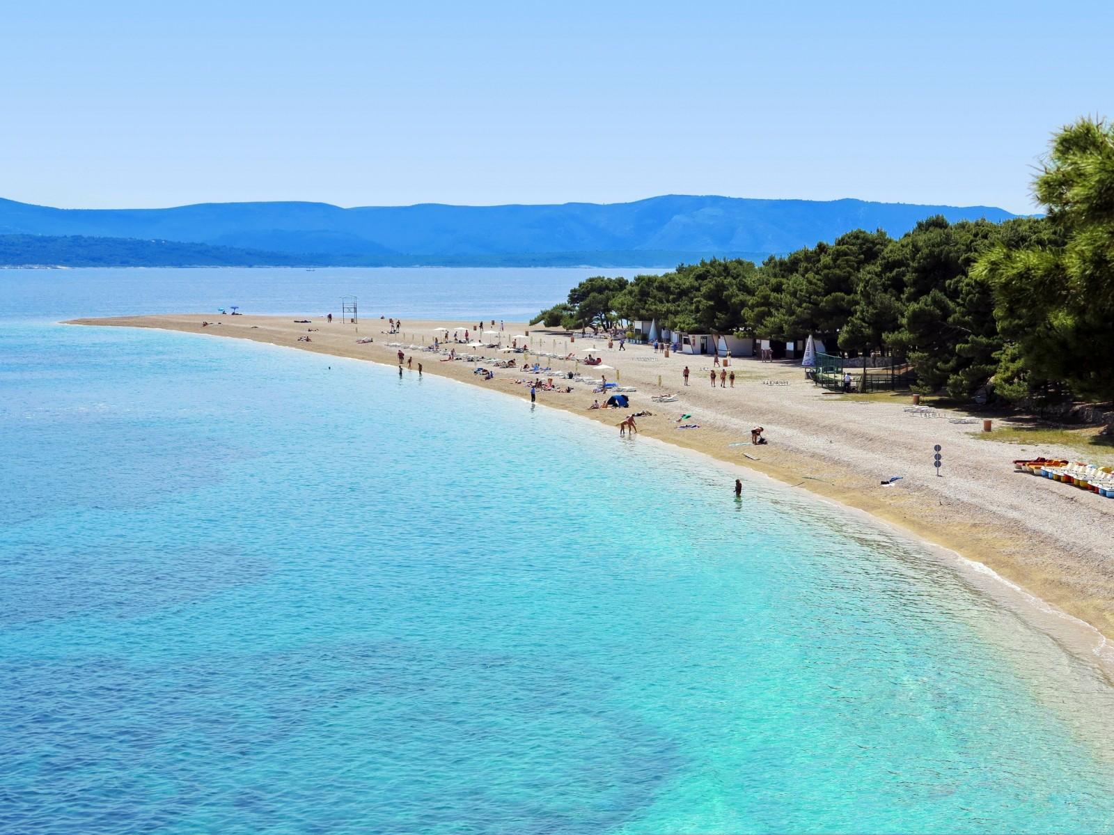 Plaja Split 2018