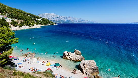 Plaja Split