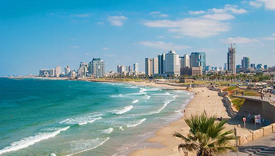 Vacanta Tel Aviv