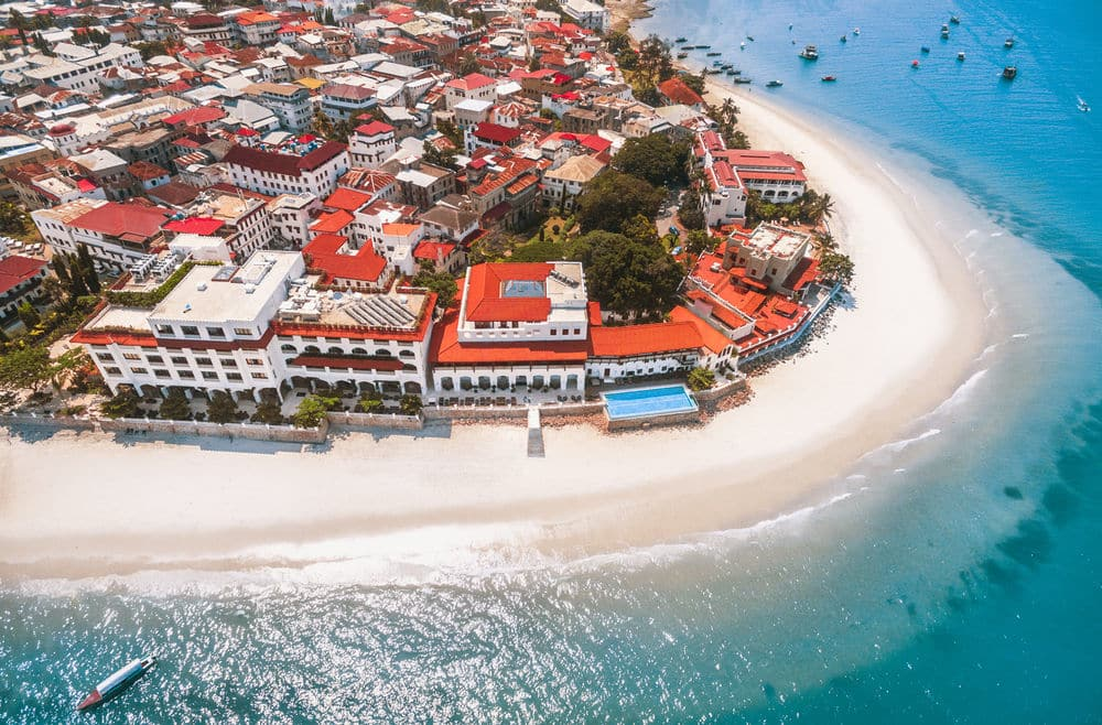 Vacanta 8 zile Zanzibar